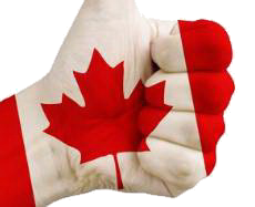 Thumbs-up Canada