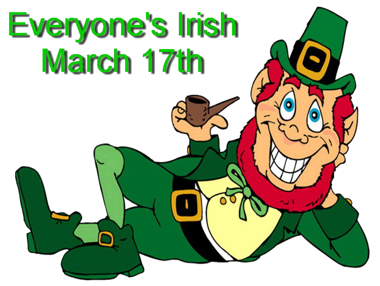 Everyone's Irish
