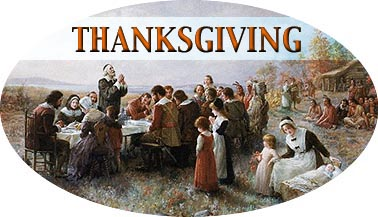Pilgrims Plymouth Thanksgiving