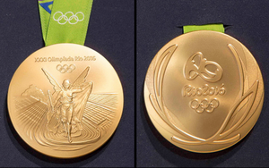 2016 Rio Olympic Gold Medal