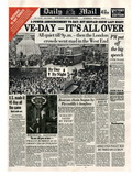 V-E Day May 8th 1945